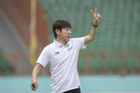 Suporter Timnas Suka Gaya Kepelatihan Shin Tae-yong