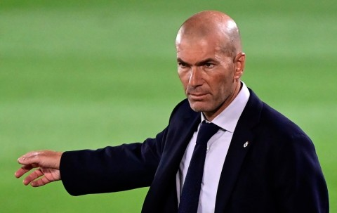 Zidane Angkat Bicara Soal Kontroversi VAR