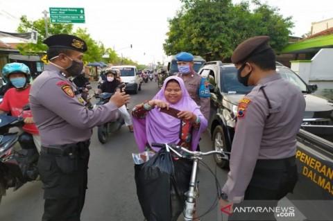 Masyarakat Kabupaten Batang Dinilai Belum Paham Normal Baru