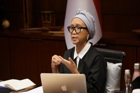 Indonesia Tingkatkan Bantuan untuk Palestina Tahun Ini