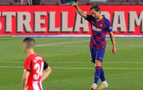 Rakitic Antarkan Kemenangan untuk Barcelona