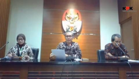 KPK: 184 Legislator Daerah Pelaku Korupsi