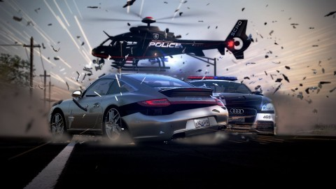 EA Mau Remaster Need for Speed: Hot Pursuit