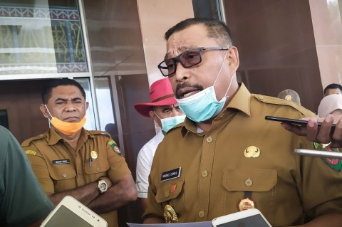 Gubernur Maluku Janjikan Penghargaan untuk Daerah Taat PSBB