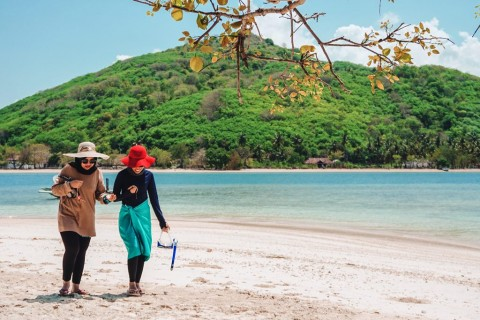 Partner Bisnis Trump Tertarik Buka Usaha di Pulau Sumbawa