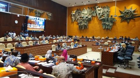 Kementerian PUPR Ajukan Anggaran Rp115 Triliun