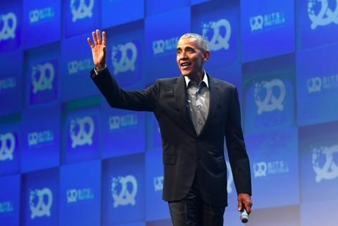 Obama Bantu Kumpulkan Rp155 Miliar untuk Kampanye Joe Biden