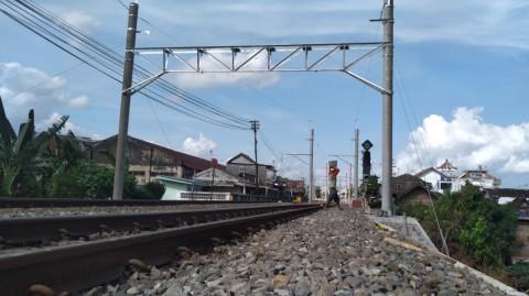 Infrastruktur KRL Yogyakarta-Solo Siap Beroperasi Akhir 2020