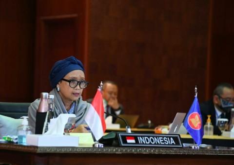 Indonesia Singgung Rohingya Terancam jadi Korban Perdagangan Manusia