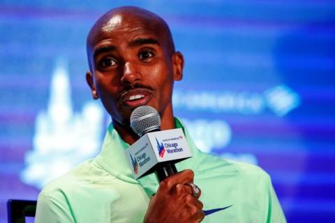 Mo Farah Bidik Rekor Satu Jam Lomba Maraton di Brussels