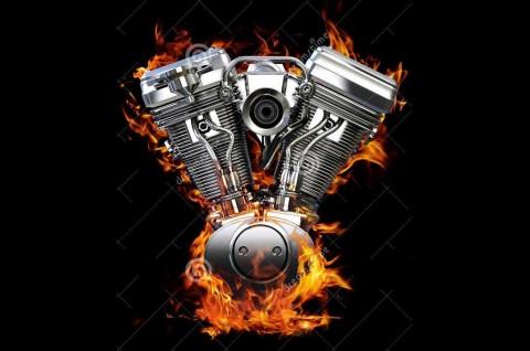 Ini Waktu Ideal Memanaskan Mesin Motor