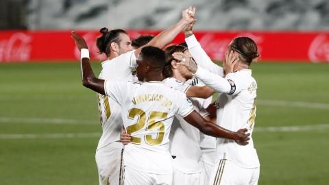 Tekuk Mallorca, Real Madrid Kembali ke Puncak Klasemen