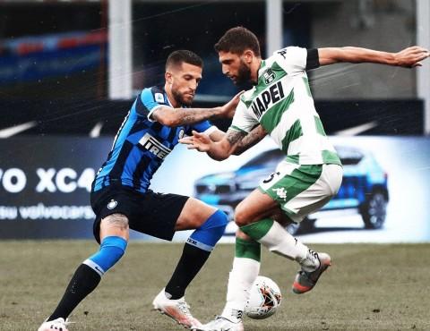 Inter Milan Berbagi Poin dengan Sassuolo