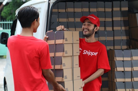 Startup Aggregator Pengiriman Barang Shipper Raih Pendanaan Seri A