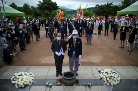 Korsel-AS Peringati 70 Tahun Perang Korea di Tengah Provokasi Korut