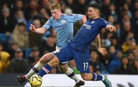 Jadwal Siaran Langsung Malam Ini: Chelsea vs Manchester City