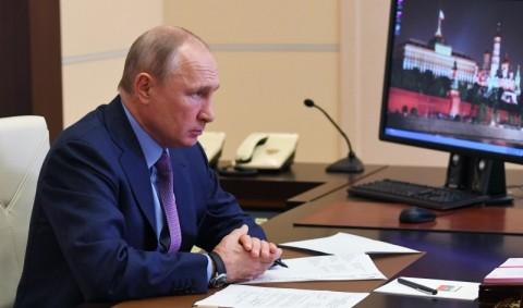 Rakyat Rusia Beri Suara Awal Perpanjangan Kekuasaan Putin