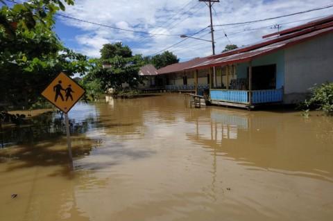 Sebagian Wilayah Kapuas Hulu Terendam Banjir