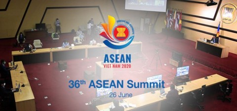 ASEAN Leaders to Convene at 36th Summit Via Teleconference