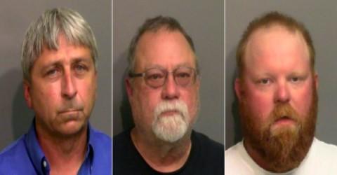 Tiga Pria Didakwa Membunuh Pelari Kulit Hitam AS
