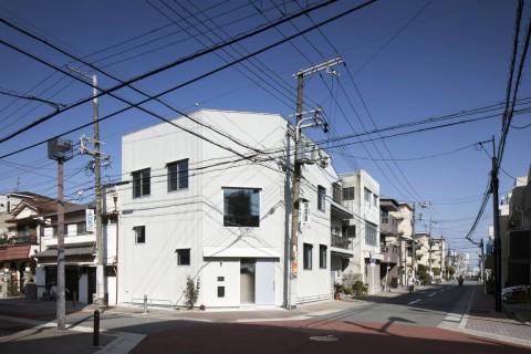 Desain 'Kos-Kosan' di Jepang yang Minimalis