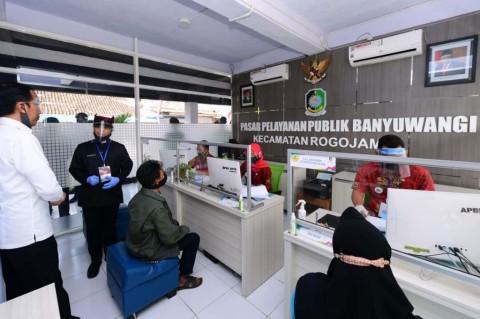 Jokowi: Banyuwangi Siap Terapkan Prakondisi Normal Baru Pariwisata