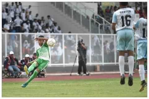 Puspresnas Bidik Talenta Sepak Bola Anak Indonesia Timur