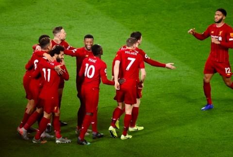 Liverpool Juara Liga Inggris 2019/2020
