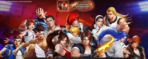 King of Fighters AllStar VNG Gelar Masa Open Beta