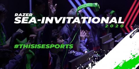 4 Tim Esports Indonesia Berlaga di Razer SEA Invitational 2020