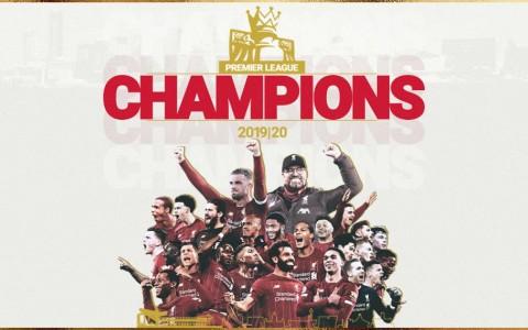 5 Catatan Hebat yang Mengiringi Sukses Liverpool Juara Liga Inggris