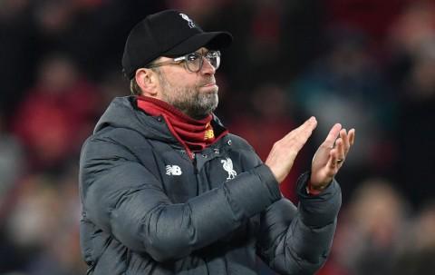 Klopp Menangis Usai Liverpool Juara Liga Inggris