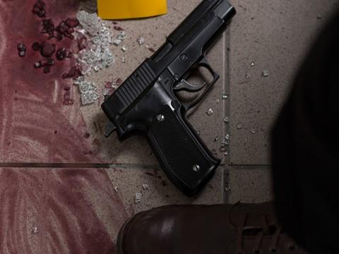 Polres Tabalong Kejar Penembak Kades Jirak