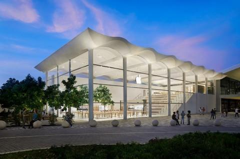 Apple Tutup Kembali Toko di Florida Akibat Covid-19