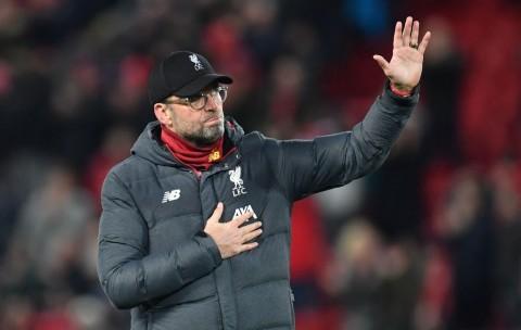 Liverpool Juara Liga Inggris, Henderson Salut kepada Klopp