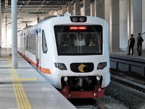 KA Bandara Soetta Kembali Layani Penumpang Mulai 1 Juli