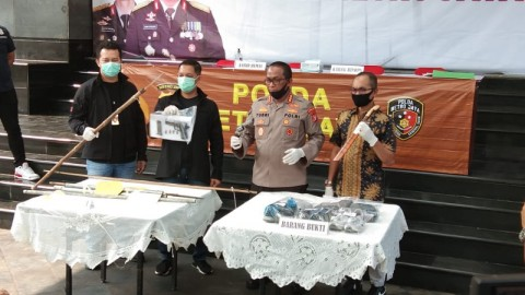 Peran 3 Anak Buah John Kei yang Ditangkap di Cianjur