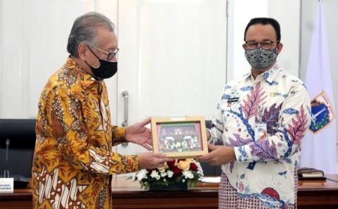 LPS Sokong Program KSBB Pemprov DKI Jakarta