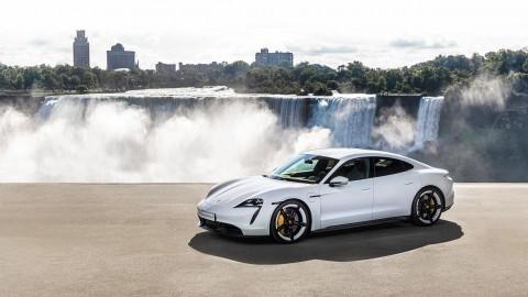 Berkiblat dari Panamera, Porsche Taycan Tercipta