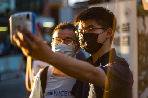 Aktivis Joshua Wong Khawatir Jadi Target UU Keamanan Tiongkok