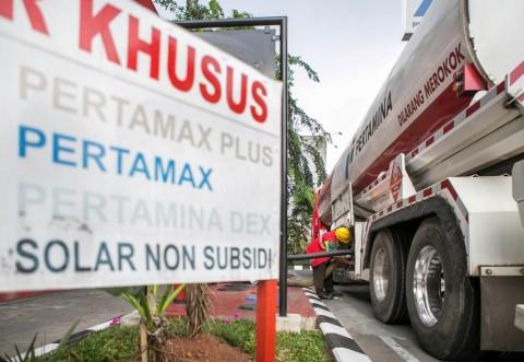 Pemerintah Usulkan Pangkas Subsidi Solar Rp500/Liter di 2021