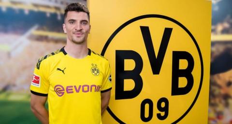 Dortmund Dapatkan Thomas Meunier Gratis dari PSG