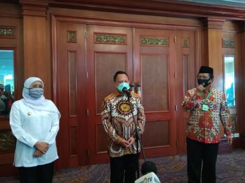 Tito Minta Menkeu Segera Rampungkan Pencairan Anggaran Pilkada Jatim
