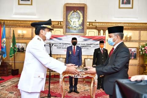 Pj Wali Kota Makassar Siapkan Strategi Hadapi Covid-19