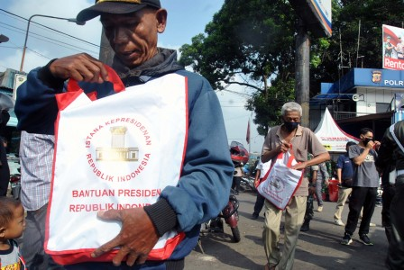 Wagub DKI: Data Bansos Simpang Siur