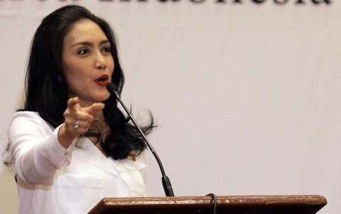 Keterwakilan 30 Persen Legislator Perempuan Kurang Didukung Partai