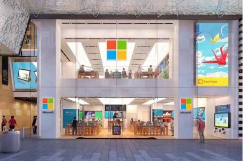 Microsoft Tutup Permanen Semua Toko Ritel