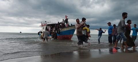 Aceh Utara Bersedia Tampung Pengungsi Rohingya