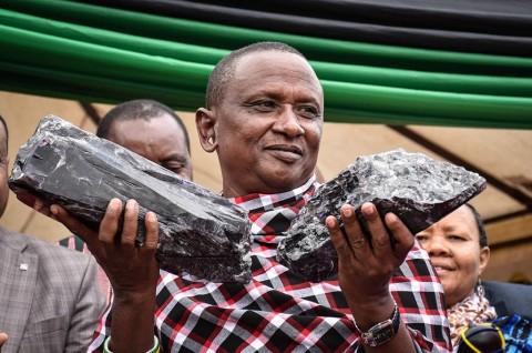 Penambang di Tanzania Temukan Permata Senilai Rp47 M