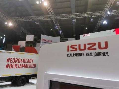 Isuzu Tunda Peluncuran kendaraan Baru di 2020